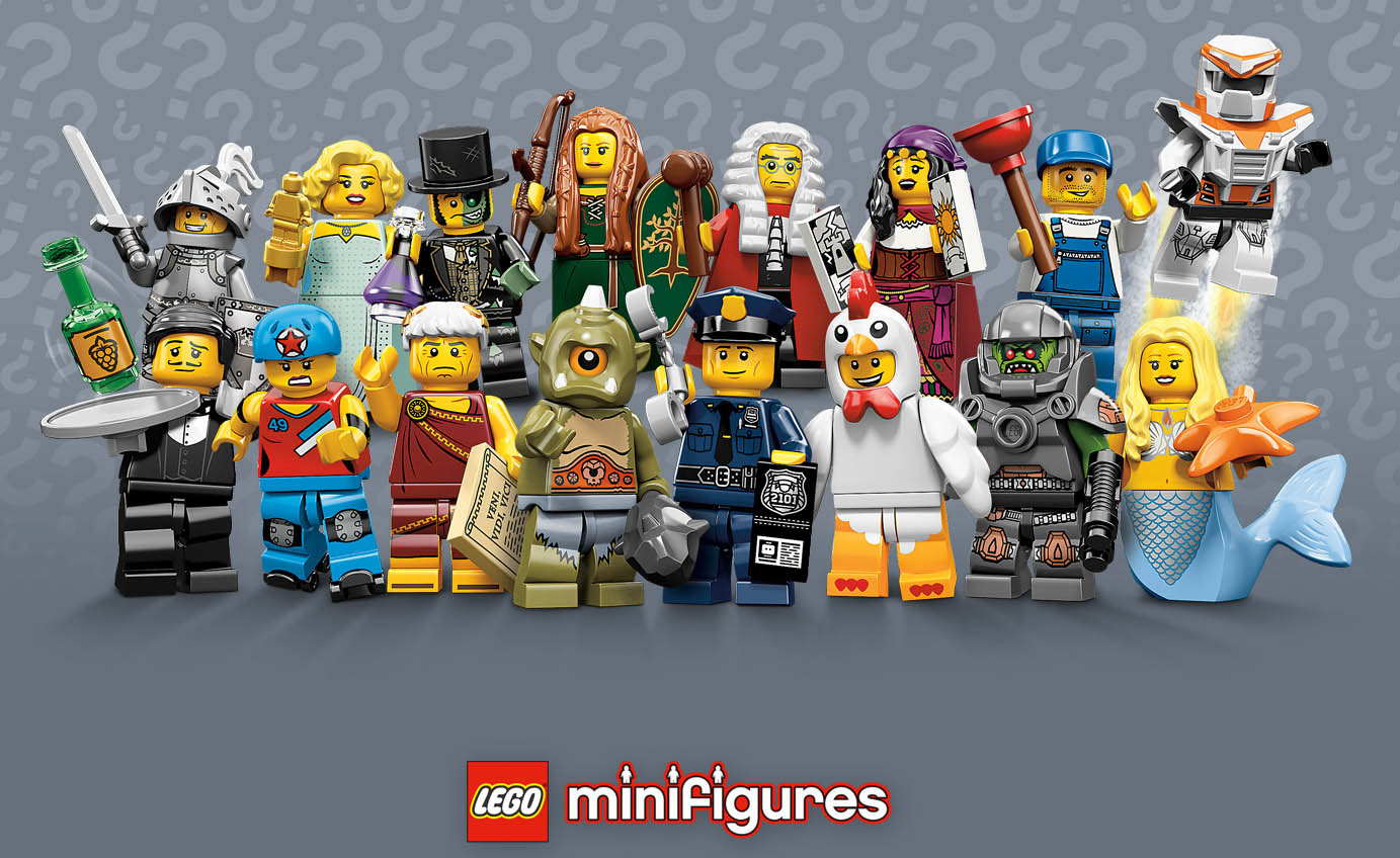 LEGO_Minifigures_Series_9_Figures