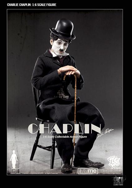 Charlie Chaplin Sixth Figure 10