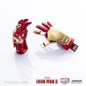Infothink IronMan 3 USB Flashdrives Glove 01