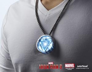 Iron Man 3 USB Flashdrives Arc 01