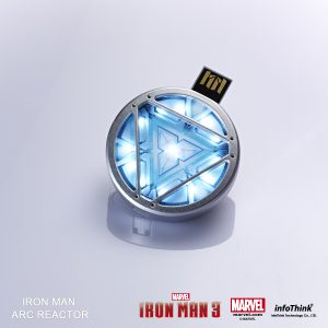 Iron Man 3 USB Flashdrives Arc