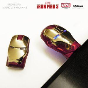 Iron Man 3 USB Flashdrives Mark 6 and Mark 42