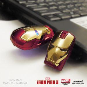 Iron Man 3 USB Flashdrives Mark 6 and Mark 42 Pic