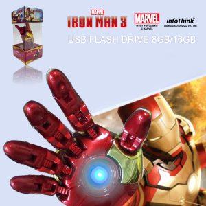 Iron Man 3 USB Hand 01