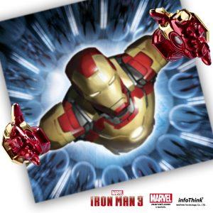 Iron Man 3 USB Hand 02