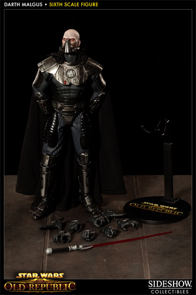 sideshow darth malgus 12
