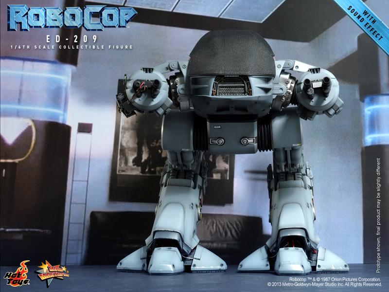 Hot Toys - RoboCop - ED-209 Collectible 1