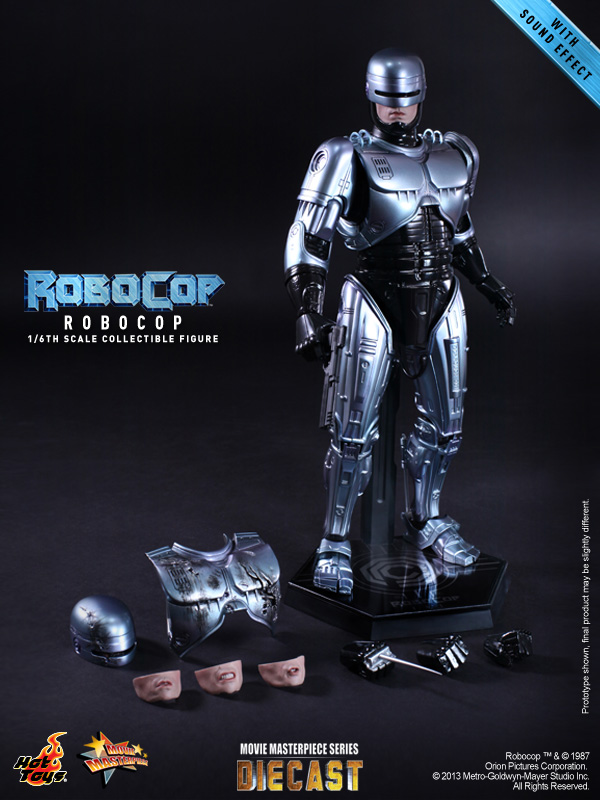 Hot Toys - RoboCop - RoboCop Collectible Figure 19