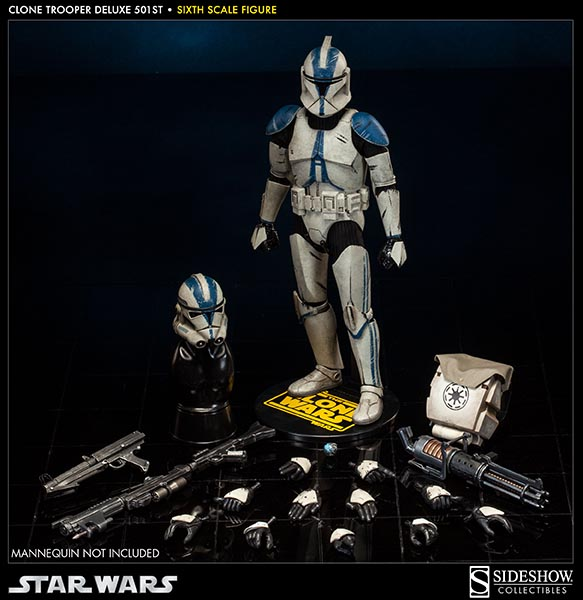 sideshow star wars 501st clone trooper deluxe 10