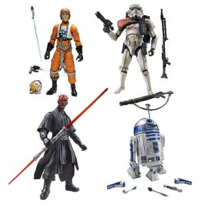 Star Wars Black Series 1