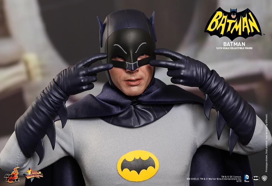 Hot Toys - Batman (1966) - Batman Collectible Figure 10