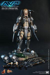 Hot Toys - Alien vs. Predator - Celtic Predator Collectible Figure 16