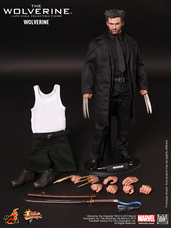 The Wolverine -  Wolverine Collectible Figure 16