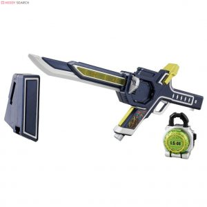 kamenrider sengoku dx saber and melon lock 03