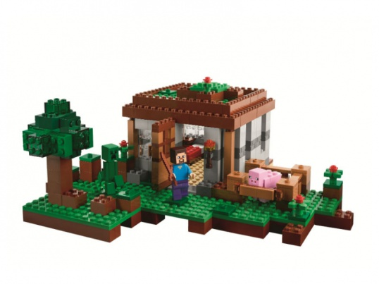 Lego Mincraft 21113 The Cave