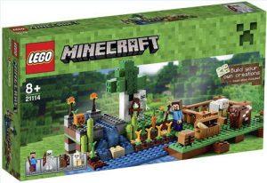 Lego Mincraft 21114 The Farm
