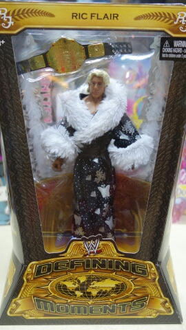 WWE Defining Moment Ric Flair