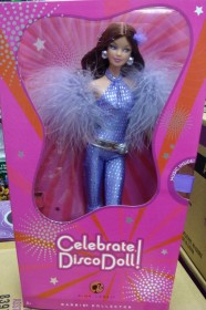 Barbie-Celebrate-Disco-Doll