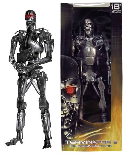 Neca-18inches-Terminator2-Endoskeleton