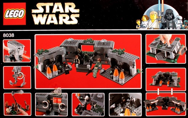 Some New 2009 2nd-Half Star Wars Lego Sets • Toywiz and ...