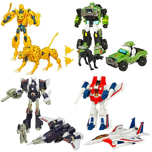 Transformers Universe Wave 4