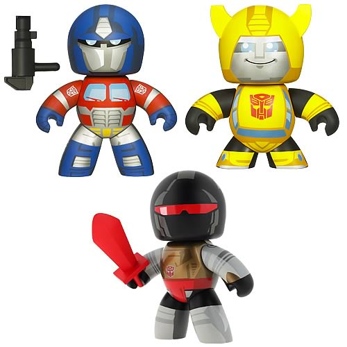 Transformers Universe Mighty Muggs Wave 2