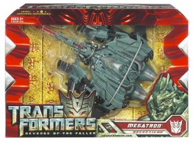 transformers rotf voyager megatron